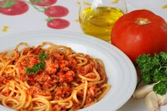 Dr. Andrew Weil's Pasta Puttanesca with Tuna