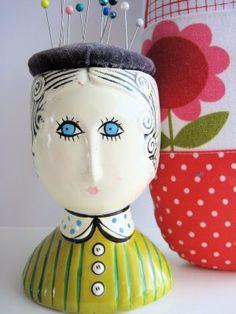 pin cushion hat
