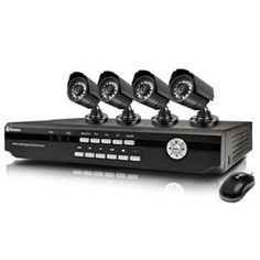 Swann SWDVK-426004 Security System by Swann Communications U.S.A. Inc.. $329.99. The Swann SWDVK-426004 Security System lets you supervise indoor or outdoor locations for worry-free days and nights. It has a wonderful 4-channel H/264 DVR and its Four CCD night vision cameras for optimal clip recording on whats happening. The Swann SWDVK-426004 Security System offers its spacious 500GB hard disk drive for storage of your videos. Whats more to this security system is ...