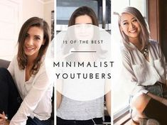 12 of the best minimalist YouTube channels that will inspire you to live lighter, consume less, and be more mindful!