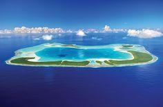 Marlon Brando's South Sea Island Paradise Resort On Tetiaroa Atoll | iDesignArch | Interior Design, Architecture & Interior Decorating