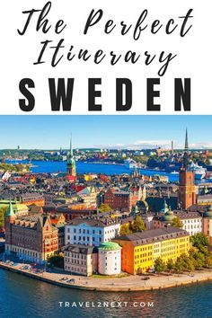 The Perfect Sweden Itinerary. Things to do in Sweden for the perfect Swedish iti… The Perfect Sweden Itinerary. Things to do in Sweden for the perfect Swedish itinerary starting in Stockholm. Europe Destinations, Europe Travel Guide, European Vacation, European Travel, Cool Places To Visit, Places To Travel, Travel Things, Time Travel, Sweden Travel