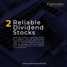Stocks can perform even during a recession – you just need to know which ones. Here are five investments to consider when a recession hits. Debt To Equity Ratio, Dividend Stocks, Balance Sheet, Investment Tips, 5 Things, Investing