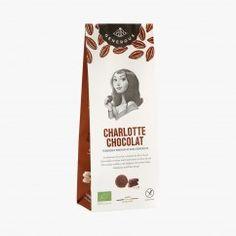 Biscuits au chocolat Charlotte bio et sans gluten - Generous