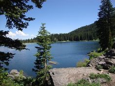 Tony Grove Lake in Logan Canyon, Cache County, Utah.  One of my favorite places on earth!