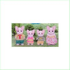 Sylvanian Families Toys - Chihuahua Dog Family - Green Ant Toys