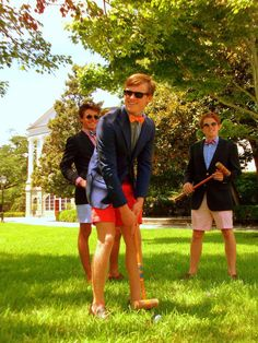 bowties, oxford shirts, sport coat and boatshoes- preppy boy fashion