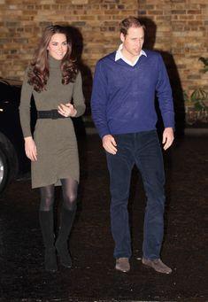 Kate Middleton Photos - The Duke and The Duchess of Cambridge Visit Centrepoint - Zimbio