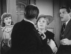 Devil and Miss Jones starring Jean Arthur and Spring Byington