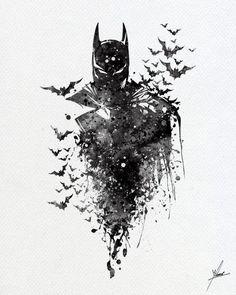 Batman Wallpaper, Dark Knight Wallpaper, Batman Tattoo, Comic Tattoo, Marvel Tattoos, Batman Wall Art, Batman Artwork, Batman Comic Books, Comic Art