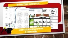 Math Drill Maths Pack/ 9 times Table Worksheet 9 times table games trick/ printable times tables/multiplication / nine times tables Times Tables Games, Table Games, Maths Paper, Paper Games, 9 Times Table Trick, Table Of 13, Snakes And Ladders Printable, Printable Times Tables, Table Drill
