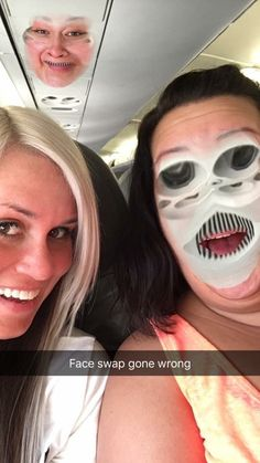 Epic Face Swap Disasters