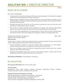 Resume For A Photographer. Freelance Photographer Resume ...