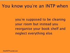 Yeah, except I'm extroverted LOL