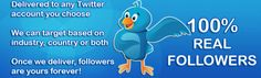 Buy Twitter Followers at Enhance Your Organizations Visibility
