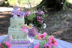 "Fairy / Birthday ""Morgans Enchanted Wonderland Tea Party"" | Catch My Party"