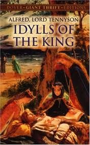 Idylls of the King by Baron Alfred Tennyson Tennyson free ebooks downloads