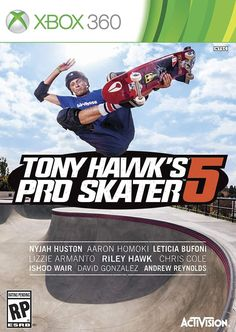 Tony Hawk s Pro Skater 5 - Xbox 360 78fbaef24