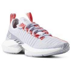 2a67c6c0c495 Reebok Shoes Women s Sole Fury SE in Grey Red Rose Size 10 - Lifestyle