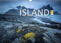 Island Impressionen von Armin Fuchs - CALVENDO Kalender -  #calvendo #calvendogold #kalender #fotografie #island #impressionen #landschaftsfotografie