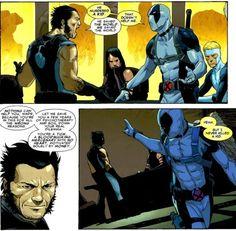 Deadpool has ethics. Who knew?