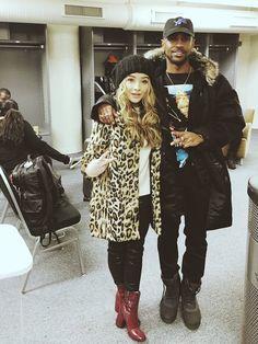 Sabrina and Big Sean