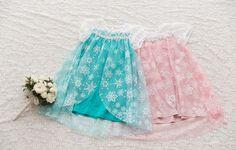 Baby Girl Frozen Dress