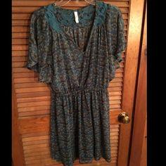 Casual Earthy Dress