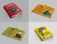 """Check out new work on my @Behance portfolio: """"Colección Literaria de Clásicos"""" http://be.net/gallery/38576631/Coleccion-Literaria-de-Clasicos"""