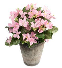 Vi har også 'Føles ekte blomster' som ser ut og føles akkurat som ekte blomster. Vase, Plants, Home Decor, Flora, Interior Design, Vases, Home Interior Design, Plant, Home Decoration