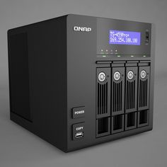 QNAP Network Attached Storage Server