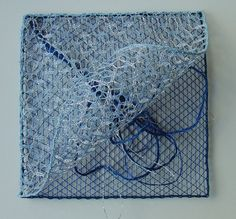 Two Squares - Weaving and Lace Gallery Item - Handweaving.net Hand Weaving and Draft Archive