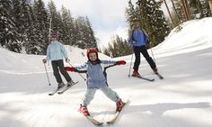 "FAMILY FRIENDLY SKI RESORTS, according to the Guardian: ""With quiet slopes, plenty of fun activities and cheaper prices than the big-name resorts – even in school holidays – these small ski areas are ideal for young families"""