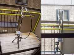 Album Archive - Balcony Mounted Magnetic Loop Antenna