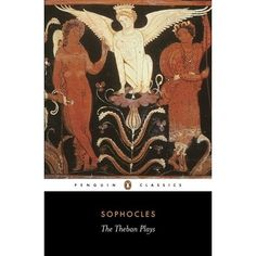 """There's something rotten in the city-state of Thebes.  I read this """"trilogy"""" of plays over several years from the end of high school to the end of university. I studied """"Antigone"""" in Grade 12, then """"Oedipus the King"""" as part of a classics English course and """"Oedipus at Colonus"""" as part of a Philosophy and Literature course. I have always employed the story of """"Oedipus the King"""" and some of Aristotle's commentary on it as part of my teaching about Shakespearean tragedy.   So, I was delighted…"""