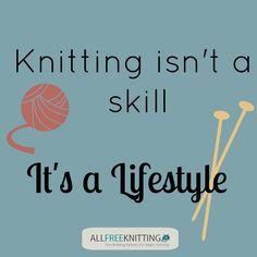 Knitting Patterns Funny How do you look at it? Knitting Quotes, Knitting Humor, Crochet Humor, Knitting Yarn, Free Knitting, Knitting Projects, Knitting Patterns, Knitting Ideas, Learn To Crochet