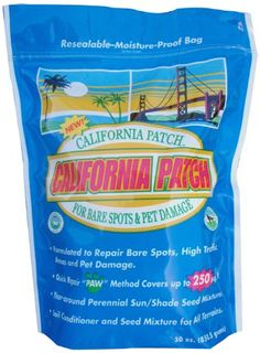 The Dirty Gardener California Patch Grass Seeds with Drought Tolerant Patch ** You can find out more details at the link of the image.