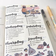 Have you ever wanted to try bullet journal tips but never known what to write? knows the best ways to use your bullet journal! Bullet Journal Planner, Bullet Journal Monthly Spread, Bullet Journal Hacks, Bullet Journal Writing, Bullet Journal Layout, Bullet Journal Ideas Pages, Bullet Journal Inspiration, Bullet Journals, Study Inspiration