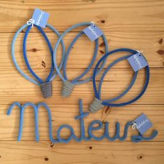 Wire Letters, Knot Pillow, Wire Art, String Art, Diy Crafts, Knitting, Crochet, 1 Real, Tear