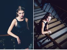 * Model: Karis (Metro Models Tallinn) * Make-up and hair: Gethe Rohumägi * Stylist: Aija Kivi * Photo: Marit Karp * Dress: Bershka * See more: www.maritkarp.com