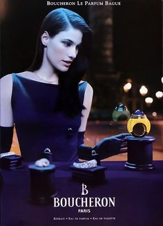 Boucheron Boucheron perfume - a fragrance for women 1988. LOVE Boucheron fragrances (especially Jaipur),