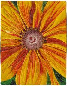 Sunflower by Susan Brubaker Knapp... beautiful designs on her website.