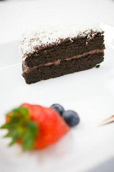Secret Ingredient Chocolate Cake