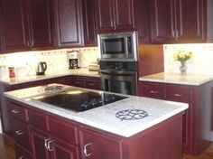 This site is giving me the confidence to overhaul the kitchen! Testimonial Gallery: Rust-Oleum Countertop Transformations® - A Revolutionary Kitchen Transformation System