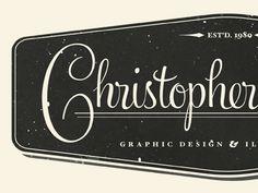 CP Logo © Christopher Paul