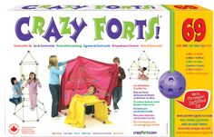 Giveaway Alert! Build Imagination With Crazy Forts