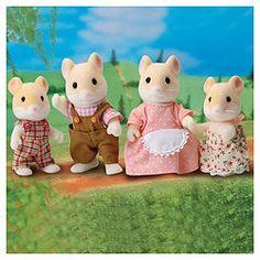 Sylvanian Families Hamster Family