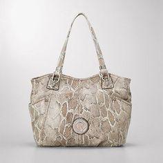 Auburn Tote Handbag @Heidi Skinner