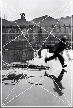 Henri Cartier-Bresson GRID