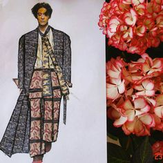 Inspiratie ontwerp Japanse stofpatroon 1850. Japan, Painting, Art, Fashion, Okinawa Japan, Moda, La Mode, Painting Art, Paintings